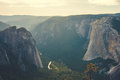 Valley Of The Yosemite National Park, California, USA Stock Image - 86457521