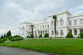 Livadiya Palace - Former Residence Of The Russian Emperors, Located On The Black Sea Coast In The Village Of Livadia In Yalta Royalty Free Stock Image - 86510676