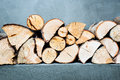 Firewood Stock Images - 86554244