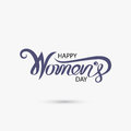 Women Symbol And Eight Logo Design. International Women`s Day  Royalty Free Stock Photos - 86558188