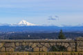 Mount Hood View From Rocky Butte Royalty Free Stock Photos - 86561688