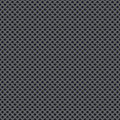 Seamless Vector Wallpaper Of Perforated Gray Metal Plate. Stock Images - 86584034