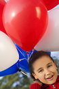 I Love My Balloons Stock Images - 8660404