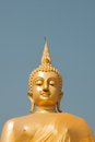 Golden Buddha Image Royalty Free Stock Photo - 86665305