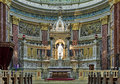 Sanctuary And Altar Of St. Stephen`s Basilica In Budapest, Hungary Stock Photo - 86696910