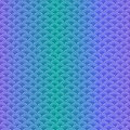 Marine Fish Scales Simple Seamless Pattern In Soft Pastel Colors Stock Photography - 86718602
