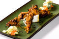 Chicken Satay Royalty Free Stock Image - 8684396