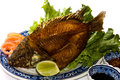 Spicy Tilapia Diner Stock Photography - 8684502