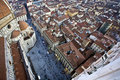 Florance, Piazza Del Duomo Royalty Free Stock Images - 8689419