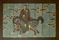 Buddhist Wall Painting In Pohyon Temple North Korea Royalty Free Stock Image - 86800326