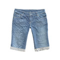 Jeans Shorts Royalty Free Stock Photography - 86877717