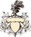 Coat Of Arms 27 Royalty Free Stock Photography - 8695997