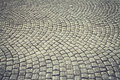 Vintage Toned Old Cobblestone Pavement Background Royalty Free Stock Photo - 86921025