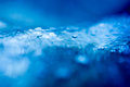 Close Up Of Blue Icy Water Royalty Free Stock Image - 86982366
