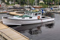 Lobster Boat Stock Photography - 878222