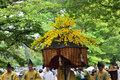 The Parade Of Kyoto Aoi Festival, Japan. Stock Images - 87052764