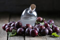 Plum Brandy, Romanian Tuica Royalty Free Stock Photography - 87230127