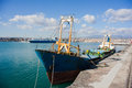 View Of Old Fisherboat Stock Photography - 87236802
