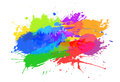 Colorful Spots Set. Royalty Free Stock Photography - 87269497