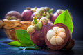 Mangosteen Royalty Free Stock Photos - 87285668