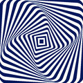 Vector Illustration Blue White Geometric Background Of Increasing And Rotating A Square With Rounded Corners, Creating Royalty Free Stock Photos - 87293848