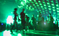 Abstract Blurred People Moving On And Dancing At Music Club Stock Photo - 87335430