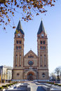Roman Catholic Church, Nyiregyhaza, Hungary Royalty Free Stock Photography - 87355387