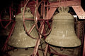 Church Bells In The Belltower Of A Church Royalty Free Stock Image - 87357106