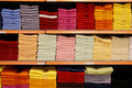 Colorful Towels Royalty Free Stock Photo - 8743435