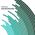 Abstract Background With Bright Green Lines. Royalty Free Stock Image - 87422886