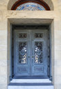 Beautiful Door In Mission Church At Stanford University In Calif Stock Images - 87446964