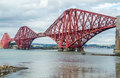 Firth Of Forth Rail Bridge Royalty Free Stock Photo - 87450235
