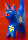 Close-up Of Painted Cat 1 Stock Images - 8750474