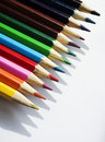 Coloured Crayon Royalty Free Stock Photography - 8752827