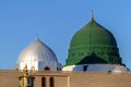 Prophet`s Tomb Is Under The Green Dome. Royalty Free Stock Photography - 87534507
