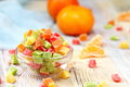 Multicolored Candied Fruit Royalty Free Stock Photography - 87536567