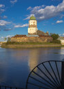 Fortress In The City Of Vyborg In Russia Royalty Free Stock Images - 87615449