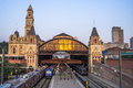 Luz Train Station Royalty Free Stock Photography - 87624487