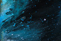 Colorful Liquids Mixing Under Water Close Up Stock Photography - 87670042
