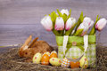 Easter Decoration Stock Photography - 87672102