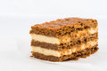 A Slice Of Mille-feuille Royalty Free Stock Image - 87680226