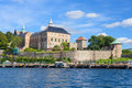 Akershus Fortress In Oslo Royalty Free Stock Image - 87705826