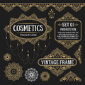 Set Of Retro Vintage Graphic Design Elements Royalty Free Stock Images - 87799999