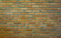 Old Pale Orange Green Brick Wall Texture. Vintage Background Royalty Free Stock Photo - 87801215