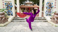 Tai Chi Practice Royalty Free Stock Photos - 87938738