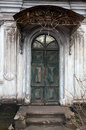 Old Door Stock Image - 8803051