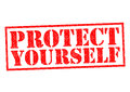 PROTECT YOURSELF Royalty Free Stock Image - 88003546