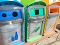 Recycling Bin Stock Images - 88048024