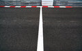 Start And Finish Line In Motor Race Asphalt Grand Prix Track And Stock Image - 88078101