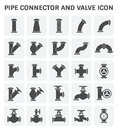 Pipe Connector Icon Royalty Free Stock Photos - 88120448